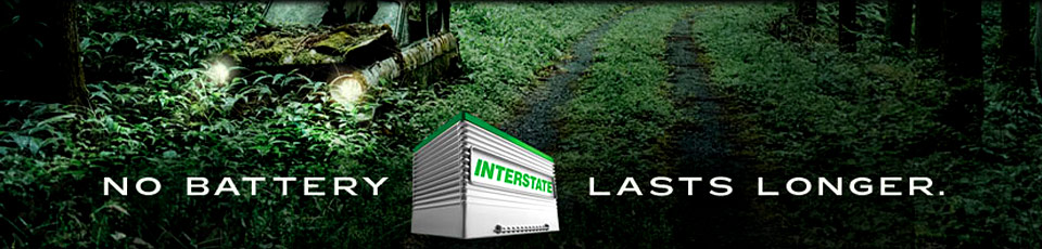 Long Lasting Interstate Battery