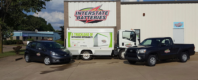Fleet Battery Delivery